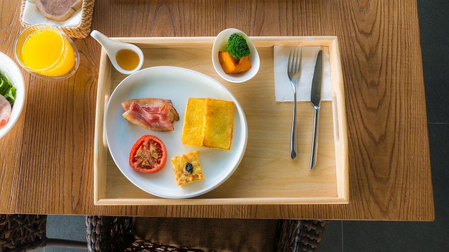 松邑莊園-早餐3