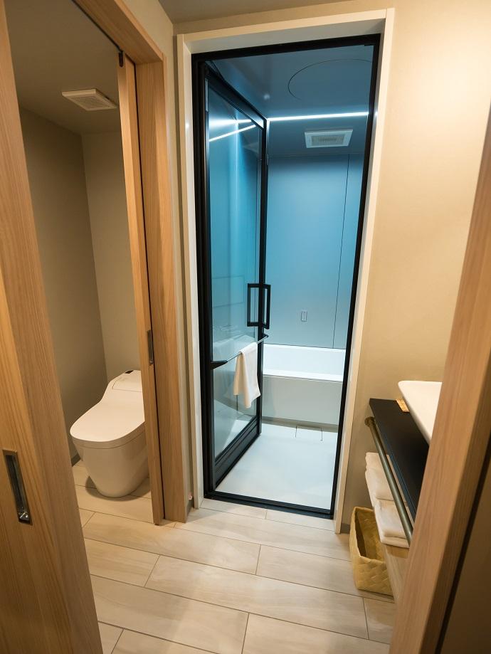 The Share Hotels Rakuro Kyoto-房間設施2