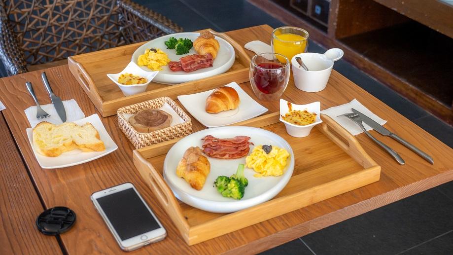 松邑莊園-早餐4