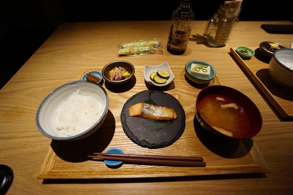 The Share Hotels Rakuro Kyoto-日式早餐1