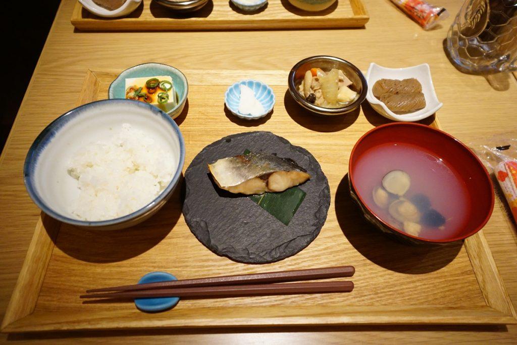 The Share Hotels Rakuro Kyoto-日式早餐2