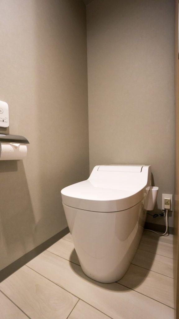 The Share Hotels Rakuro Kyoto-免治馬桶