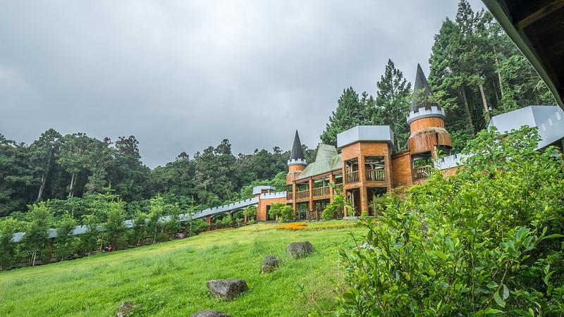 溪頭自然教育園區-森林城堡