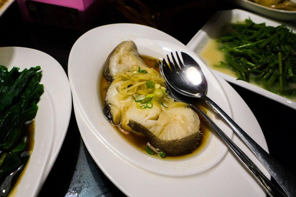 蒸鮮腸粉-清蒸魚