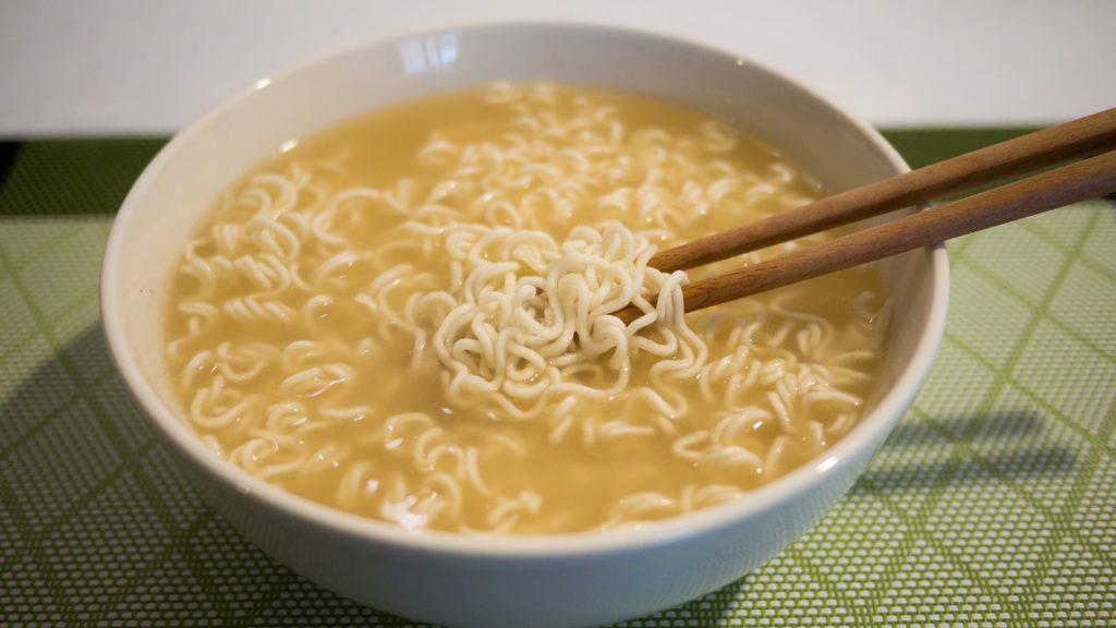 Paldo牛骨湯麵