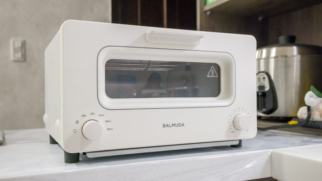 BALMUDA 蒸氣烤麵包機