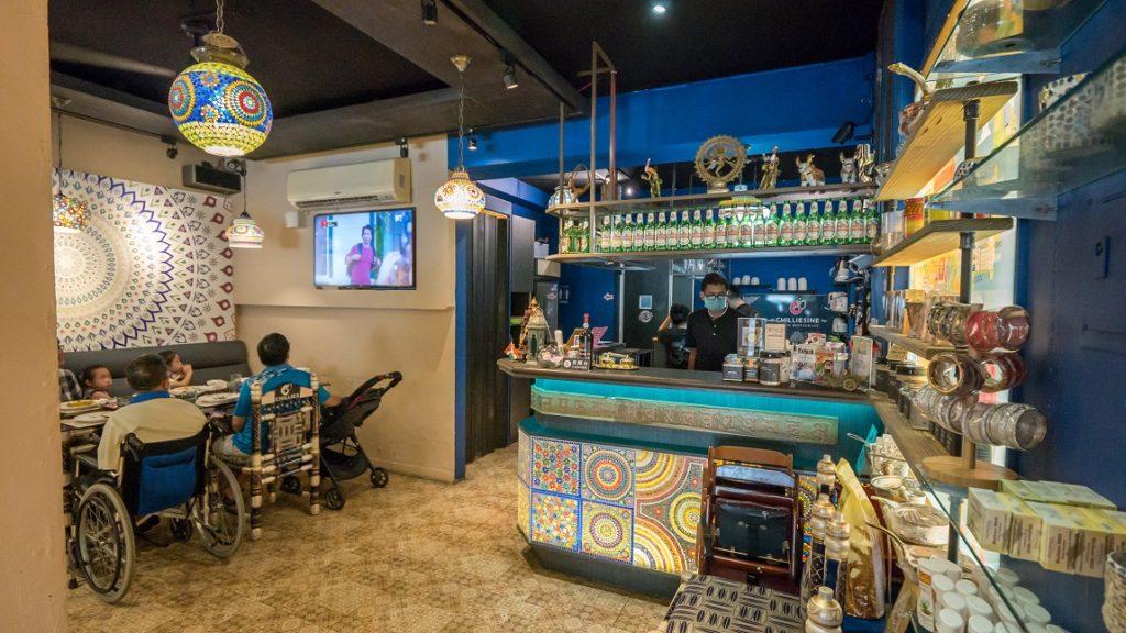 淇里思印度美食餐廳