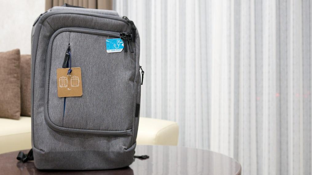 "Targus CityLite Pro 15.6"" 旗艦版雙用後背包"