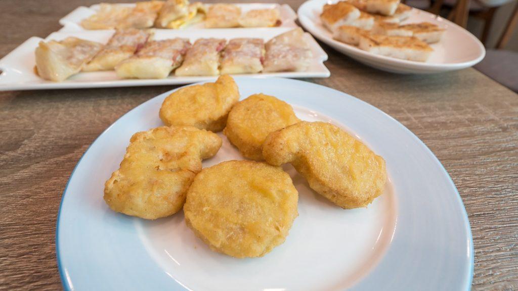 里歐歐式早餐麥克雞塊