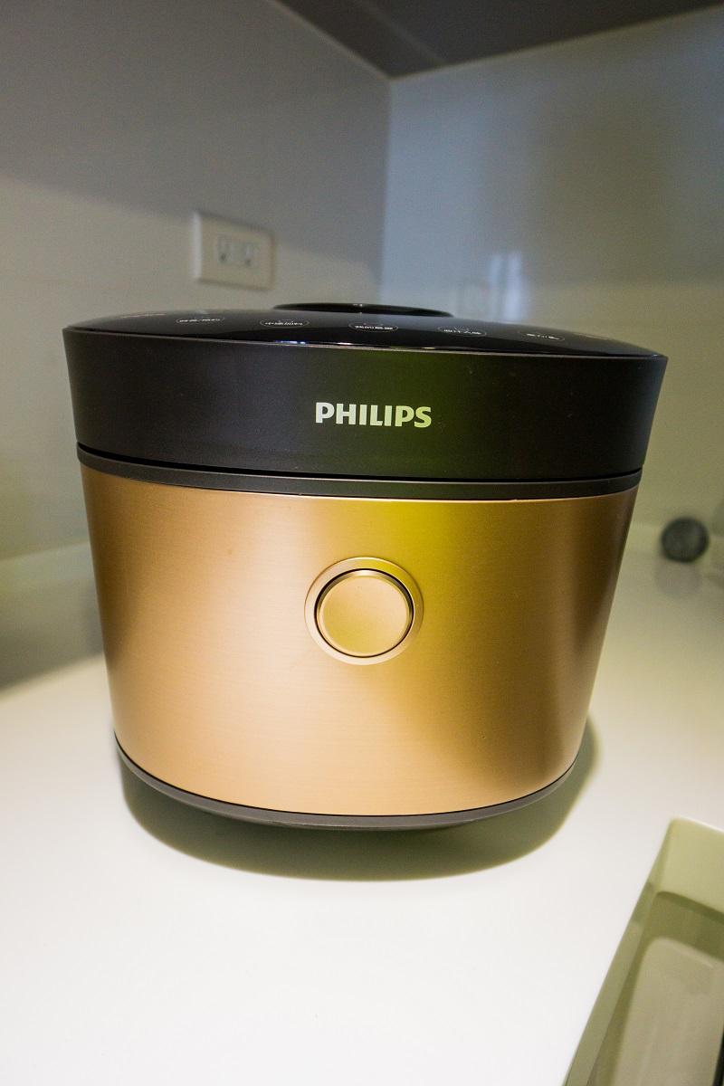 Philips金小萬-飛利浦雙重脈衝智慧萬用鍋