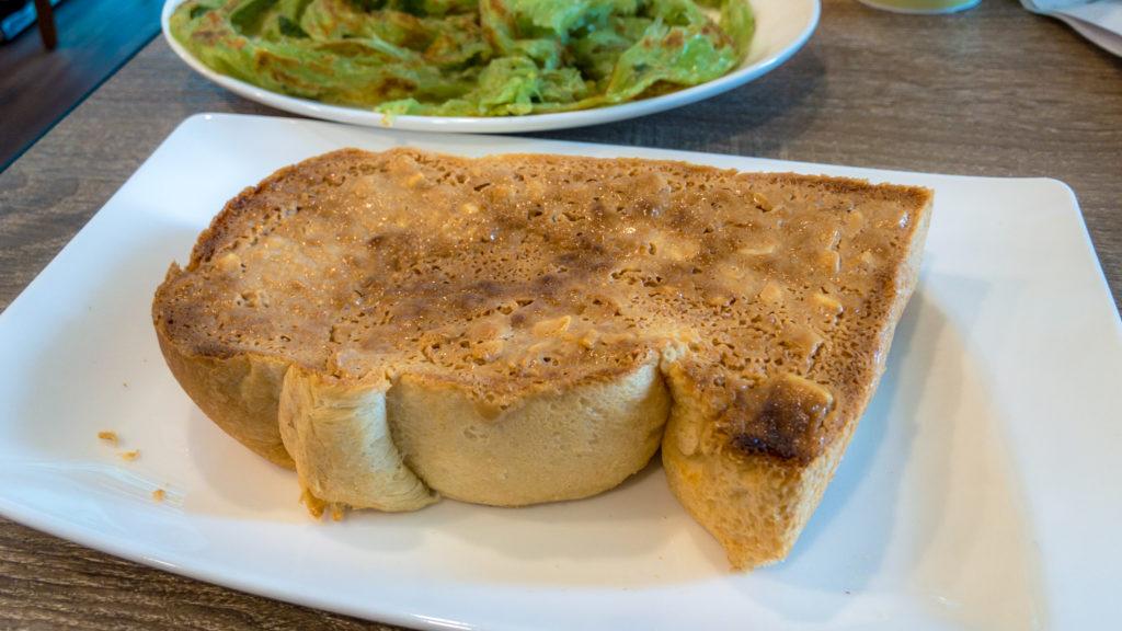 里歐歐式早餐脆粒花生厚片