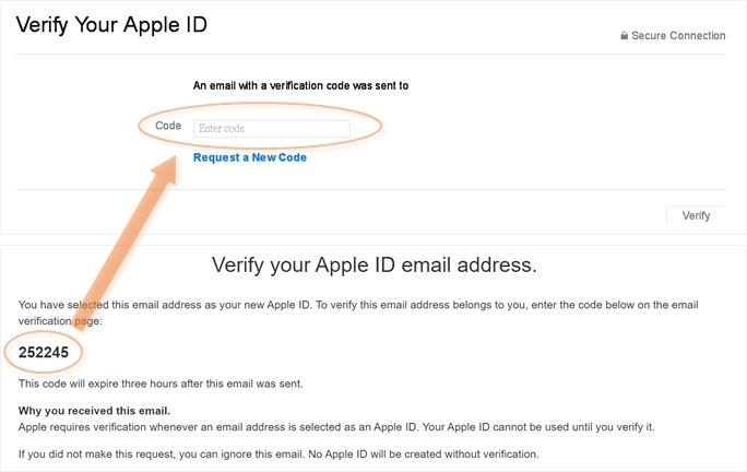 申請 Apple ID