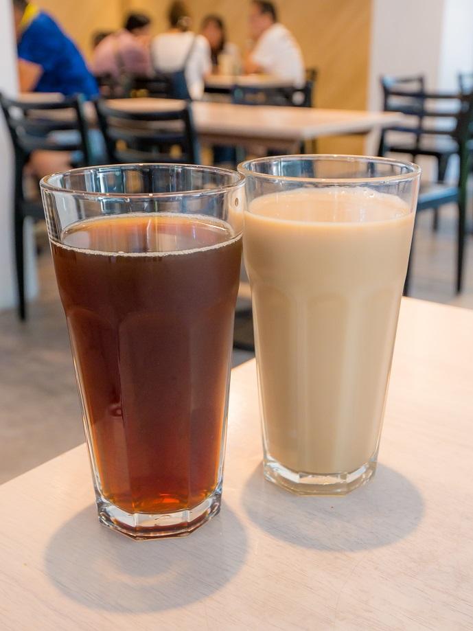 濰克早午餐私房紅茶 私房奶茶