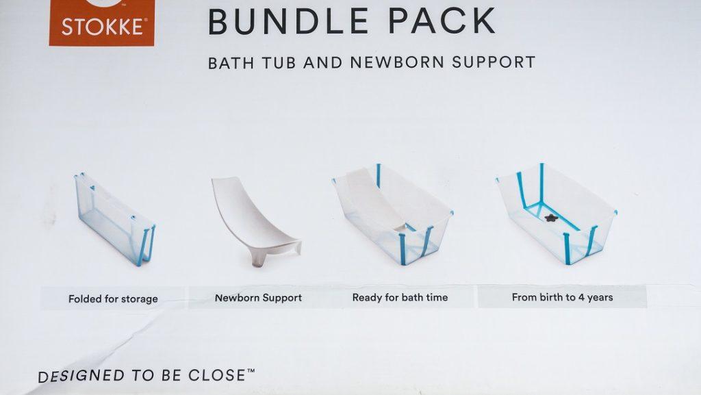 STOKKE Flexi Bath 折疊式浴盆