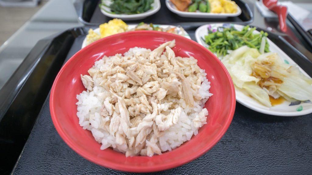 張記美食館火雞肉飯