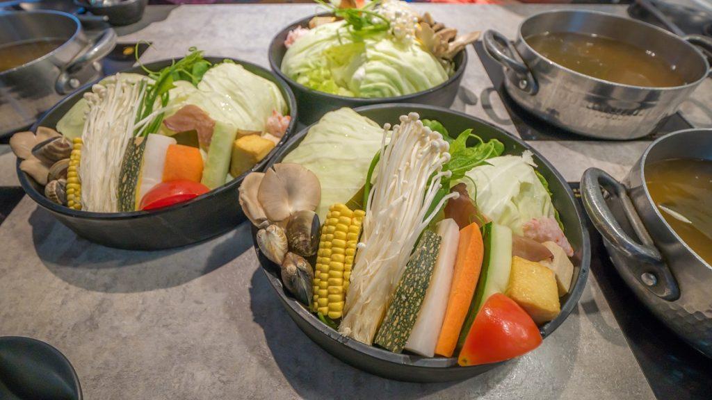 宇良食健康鍋物蔬菜盤