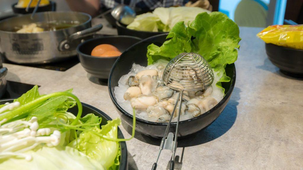 宇良食健康鍋物牡蠣
