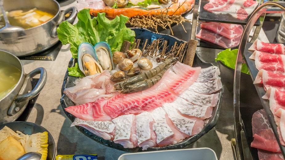 宇良食健康鍋物鮮魚海鮮盤
