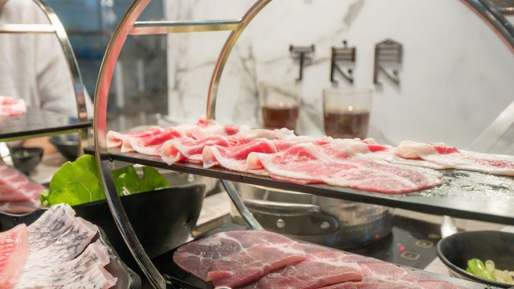 宇良食健康鍋物肉盤