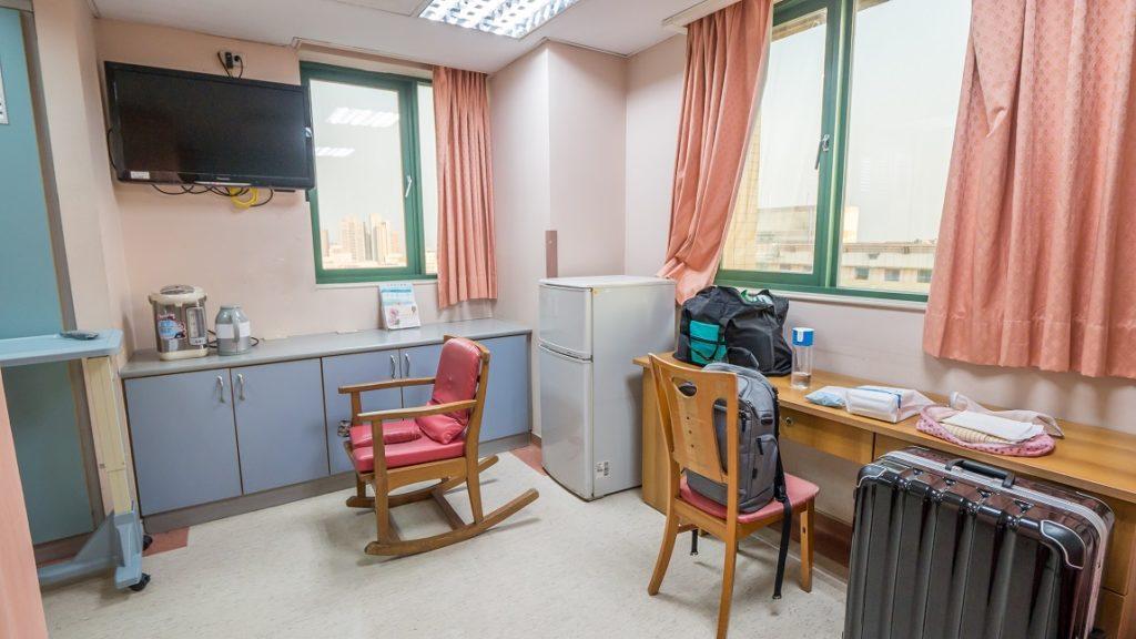 台中榮總產婦病房