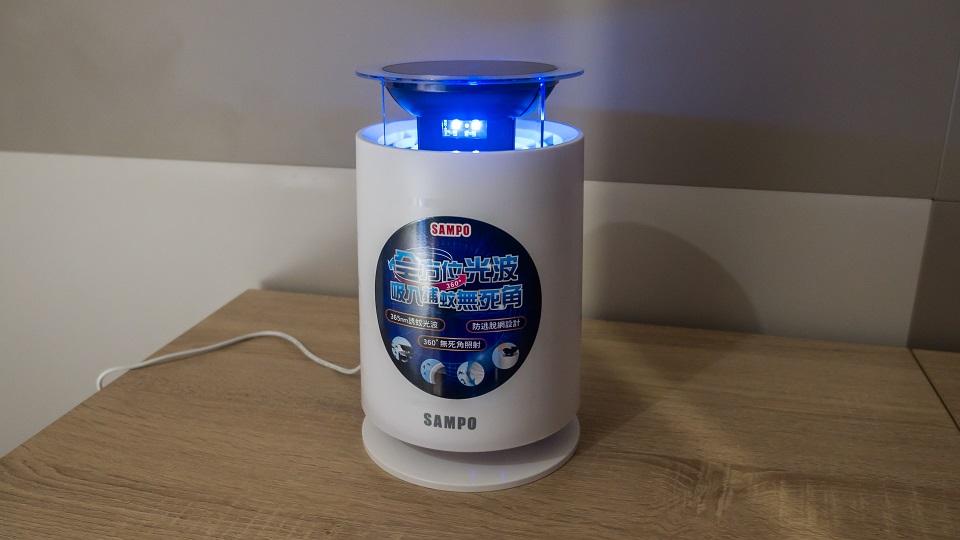 SAMPO 聲寶 吸入式 UV 捕蚊燈 ( ML-JA03E )